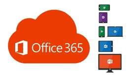 Office 365 LicenciaS v2021 OriginaleS 5 PC's Mac's o Tablets