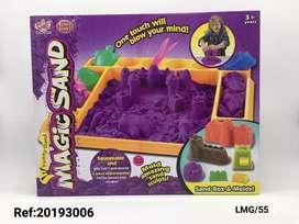 Arena magic para niñas
