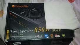 Thermaltake 850 gold certificado envio gratis!