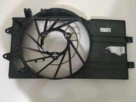 Encauzador plástico electroventilador Corsa 2012/2015 clasic spirit con aire original