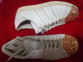 Adidas Superstar Originales Talla 38 Us