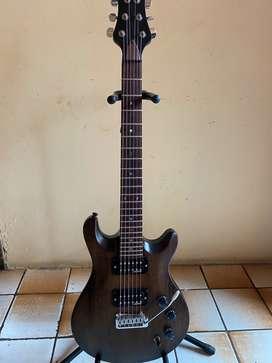 Vogel PRV guitarra eléctrica mas ESTUCHE REFORZADO