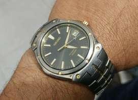Reloj Seiko Titanium Original
