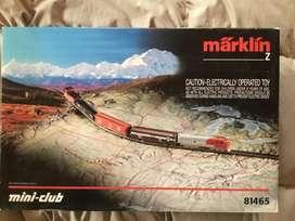 Tren Marklin escala z miniclub 81465