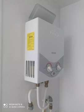 Vendo calentador de agua a Gas