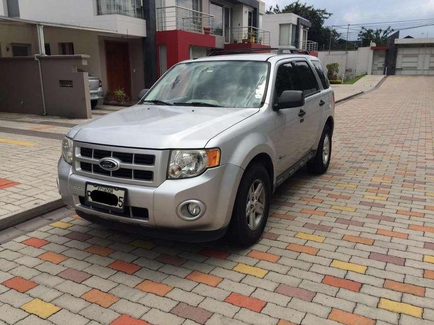 Se vende Ford Escape Hibrido 2010 0