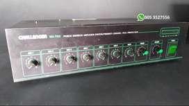 Vendo amplificador perifoneo challenger