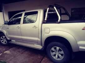 Toyota hilux srv diesel tapizadocuero