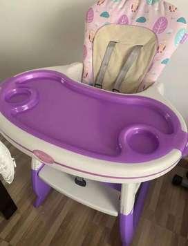 Comedor escritorio para Bebé
