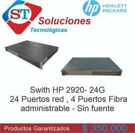 Promoción de Swith HP