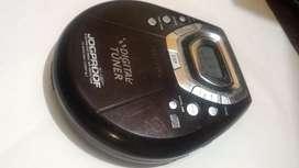 Discman cd player radio am fm walkman Philips