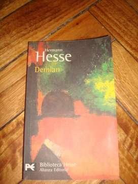 "Libro ""Demian"" Hermann Hesse"