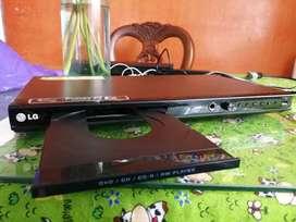 Reproductor DVD con karaoke LG Dv647 y usb