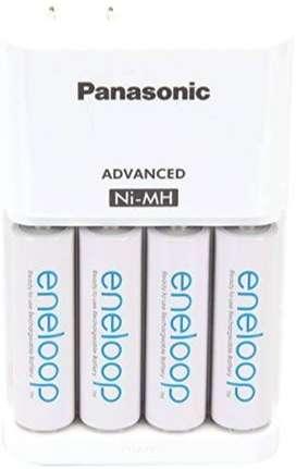 Baterías recargables AA Panasonic 2000
