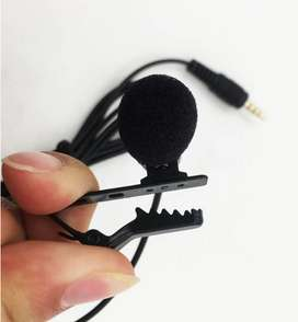 Micrófono Corbatero Condensador