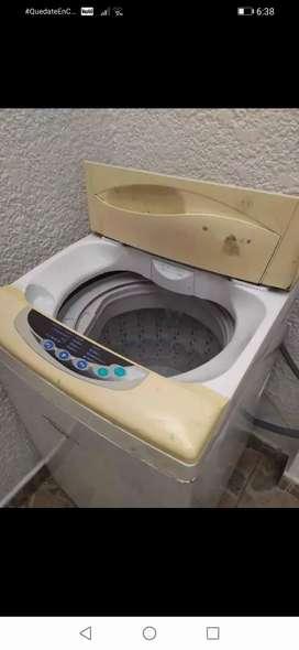Lavadora apartamentera