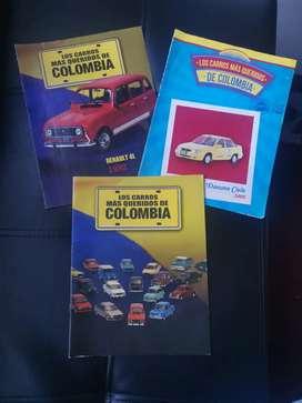 Fascículos Los Carros más queridos de Colombia