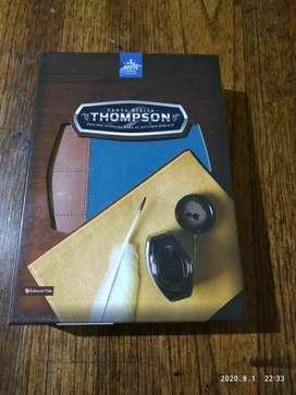Santa Biblia THOMPSON RVR1960 para Estudio Bíblico