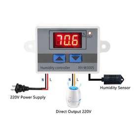 Controlador de humedad Higrometro Higrostato Digital w3005   0 ~ 99% RH Incubadora Terrario
