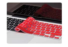 Protector Silicona Colores 13,3 Mac Pro Empaque