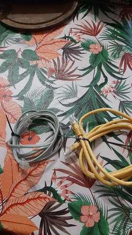 Cables para teléfonos.
