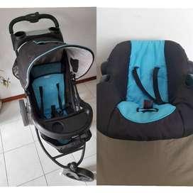 Coche y silla complemento
