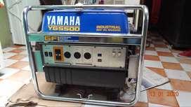 Planta Electrica Yamaha Industrial