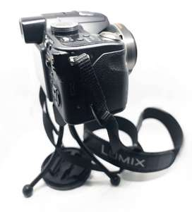 Cámara Panasonic Lumix Dmc-fz35 / Estuche / Accesorios / Leer
