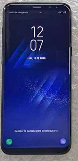 Vendo S8 Plus de 64 Gb