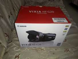 Canon G20 Fullhd Solo 2 Usos
