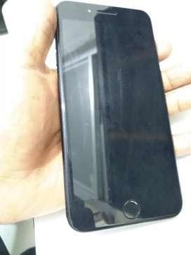 Vendo iphone 7 plus 10/10 negro mate 128gb