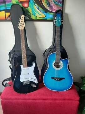 Guitarra electrica y electroacústica