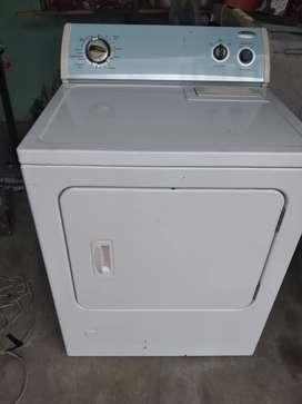 Secadora whirlpool a gas