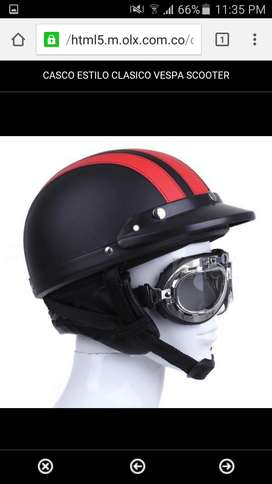 Excelente casco