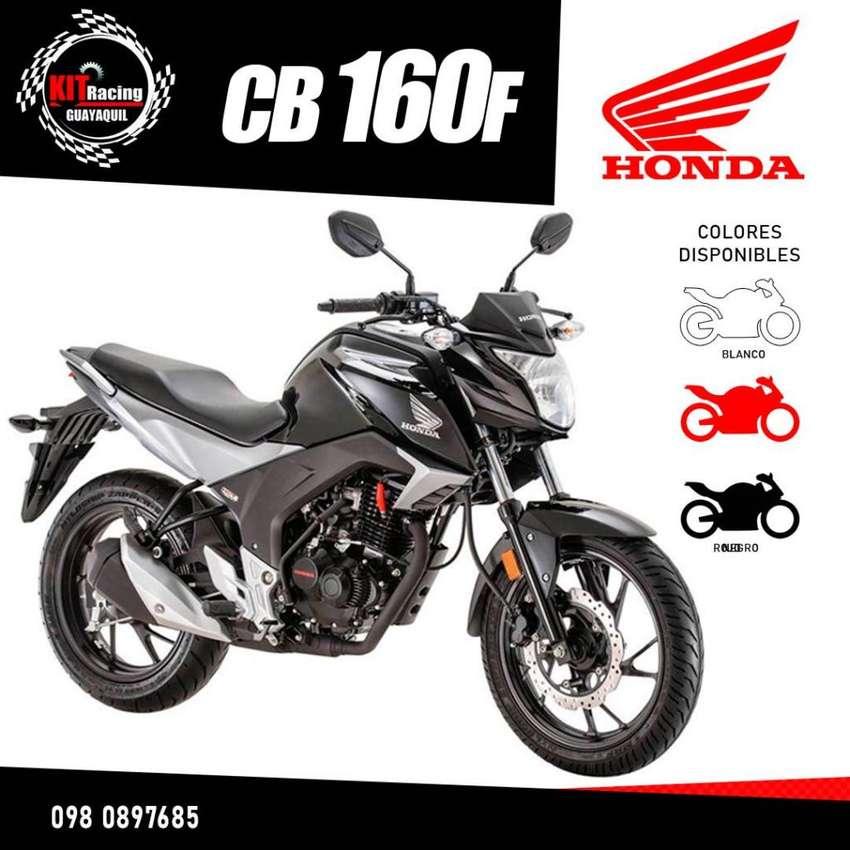Honda Cb160 0