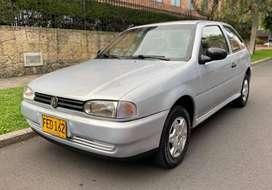 Volkswagen Gol 1.6 Inyección 1998