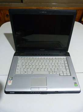 Notebook Toshiba Satellite A215 P/Reparar o Repuestos
