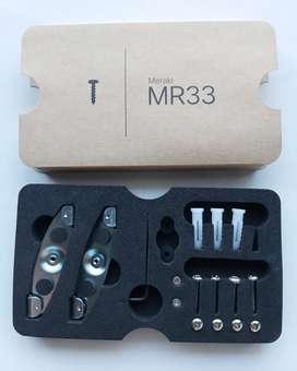 Caja y repuestos de cisco mr33 meraki base tornillos