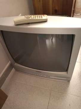 Vendo televisor Samsung de 21 pulgadas