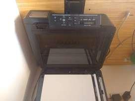 Impresora de tinta continúa brother-710W