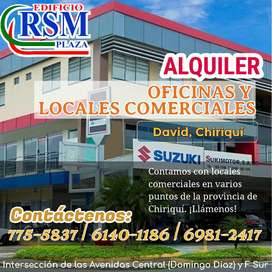 ALQUILER DE LOCAL COMERCIAL- AVE F SUR CON AVE CENTRAL-130 mts2