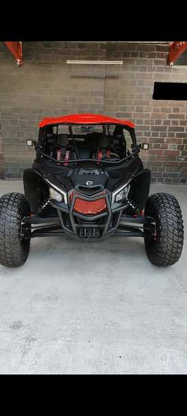 Vendo CanAm Maverick X3 XRS Turbo 2018