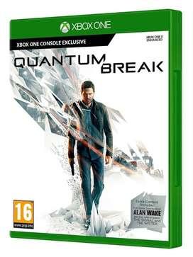 Videojuego Quantum Break Xbox One