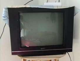 TV con control original