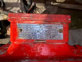 Electro bomba Alta Presion 5HP Trifasica