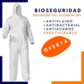 Traje de Bio-seguridad