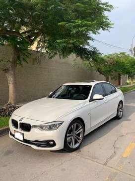 BMW 330i sport 2016