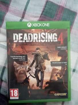 Deadreasing 4 original para Xbox one