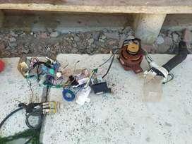 Repuestos lavadora electrolux
