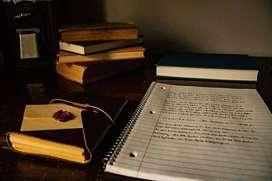 Asesoría de trabajos de grado e informes de universidad